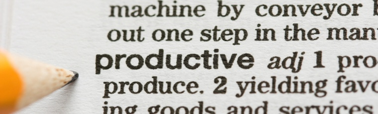 Productivity-cropped
